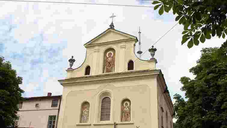 У Львові за 3,6 млн грн відреставрують храм Климентія Шептицького