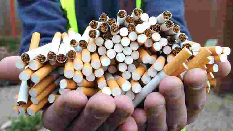 Найбільші тютюнові компанії в Україні оштрафували на 6,5 млрд грн за змову
