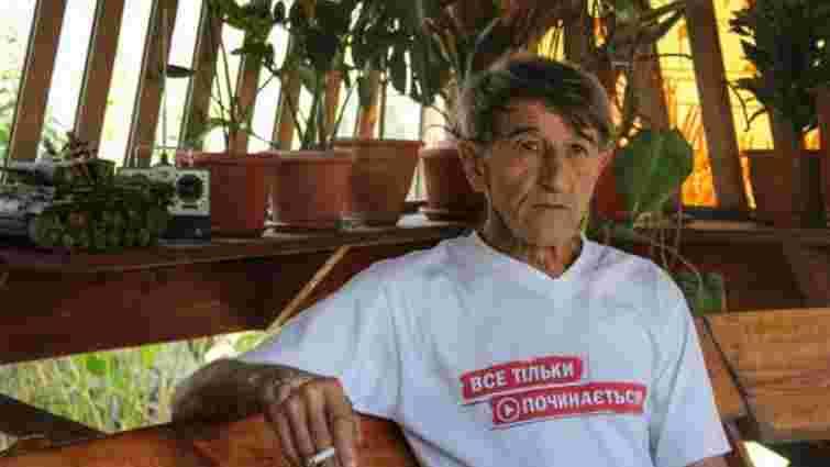 Українського активіста Олега Приходька окупаційна влада Криму заарештувала на два місяці