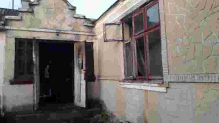 На Жовківщині внаслідок пожежі загинула 59-річна власниця будинку