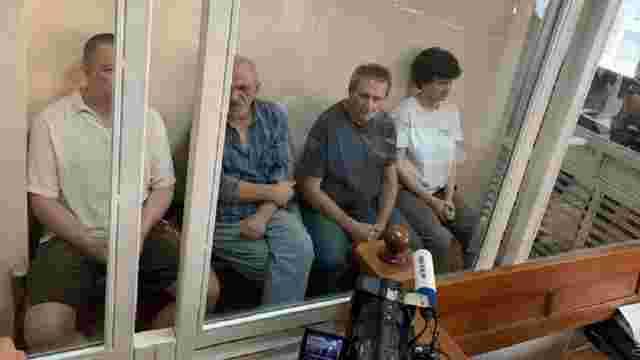 Одеський суд випустив з-під арешту шістьох обвинувачених у диверсіях на користь РФ