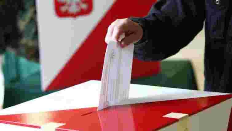 У Польщі відбуваються вибори до Сейму та Сенату