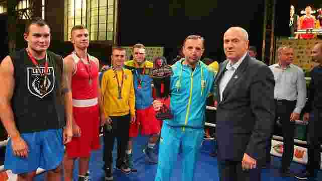 Троє львівських боксерів вибороли перемогу на міжнародному турнірі «Lviv Boxing Cup-2019»