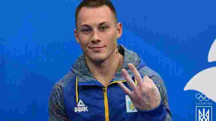 Гімнаст Ігор Радівілов здобув «бронзу» чемпіонату світу в опорному стрибку