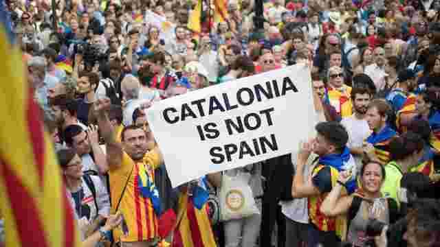 Верховний суд Іспанії виніс тюремні вироки лідерам сепаратистів Каталонії