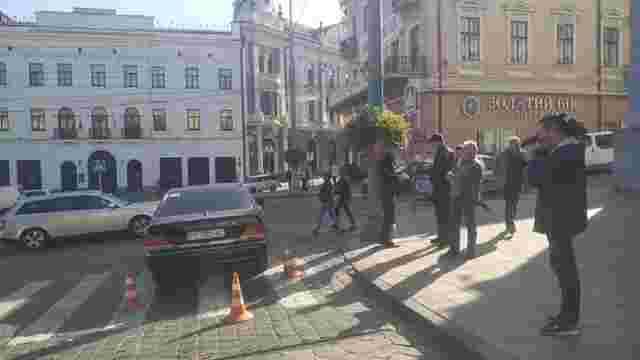 Водій мера Чернівців збив жінку на пішохідному переході