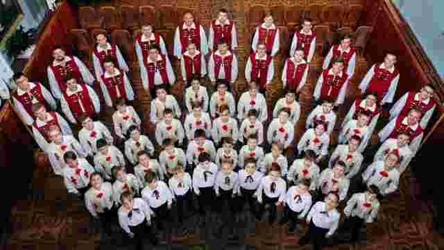Хорова капела «Дударик» запрошує львів'ян на безкоштовні виступи з нагоди свого 48-річчя