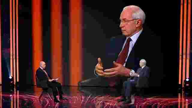 Нацрада перевірить телеканал Євгена Мураєва через інтерв'ю з Азаровим