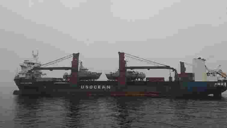 Американські патрульні катери типу Island доправили до Одеси
