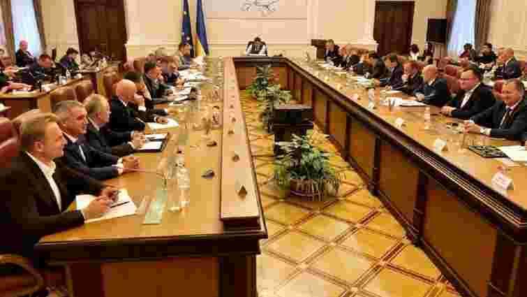 Мер Львова Андрій Садовий взяв участь у зустрічі з прем'єр-міністром України