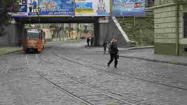 Упродовж години на вул. Замарстинівській у Львові збили двох пішоходів