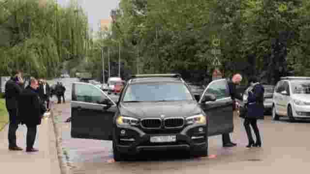 Поліція затримала підривника автомобіля відомого львівського забудовника