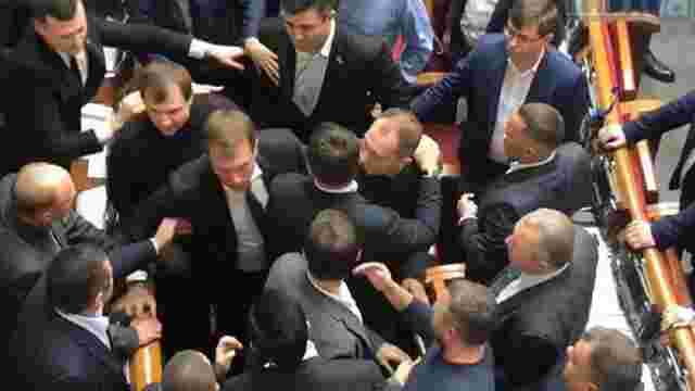 Верховна Рада відмовилася створювати комісію для розслідування сутичок в Одесі у 2014 році