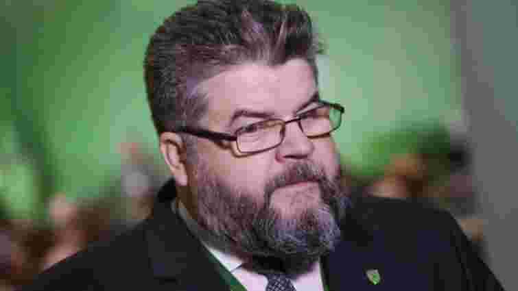 Нардеп Богдан Яременко потрапив у скандал через листування із повією