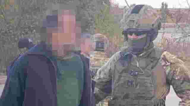 Агента ФСБ затримали на Черкащині під час передачі секретних документів