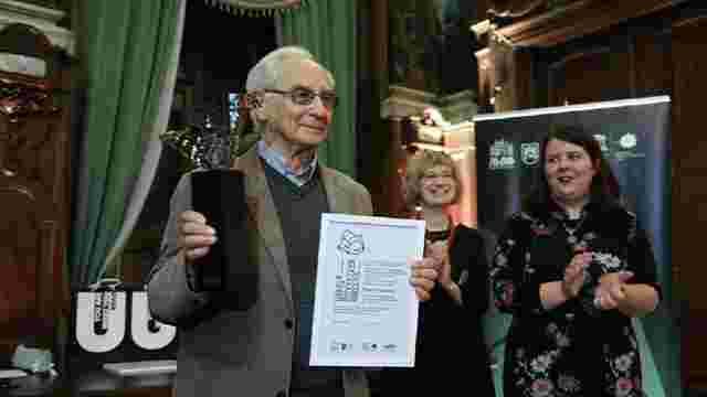 У Львові відзначили лауреатів Премії міста літератури ЮНЕСКО
