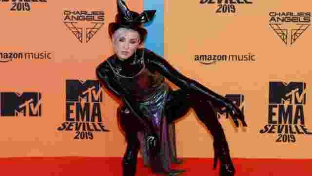 Скандальна Maruv отримала нагороду MTV Europe Music Awards як російська співачка
