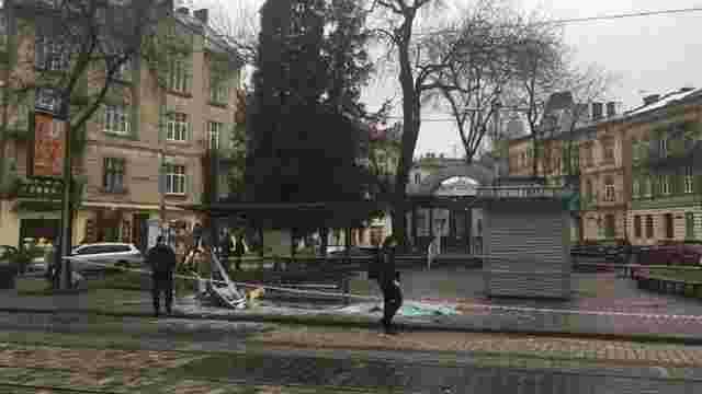 Колишній поліцейський отримав три роки тюрми за смертельну ДТП у центрі Львова