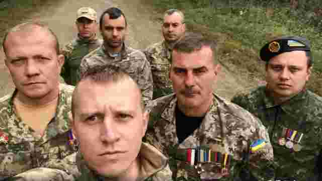 Група близьких до Дубневича атовців записала ролик на його підтримку