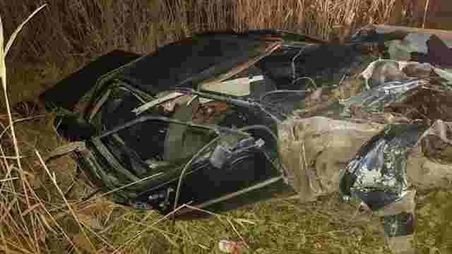У лобовому зіткненні автомобілів на Закарпатті загинули двоє людей