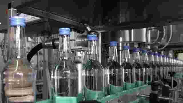 Верховна Рада підтримала скасування державної монополії на виробництво спирту