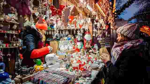 Наступного тижня у Львові стартує різдвяний ярмарок