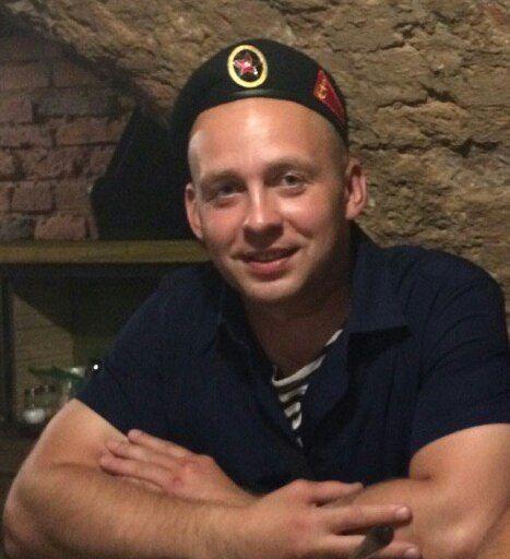 Володимир Скопінов, фото з VK
