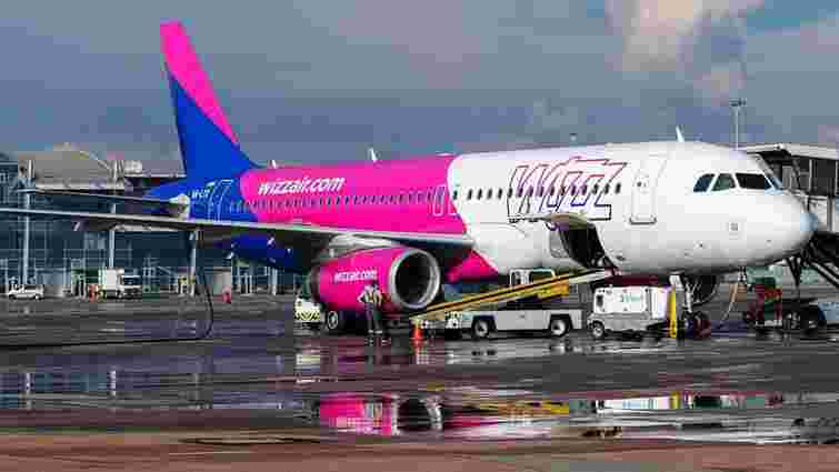 Wizz Air відкрив продаж квитків на рейси зі Львова і Києва в Чехію