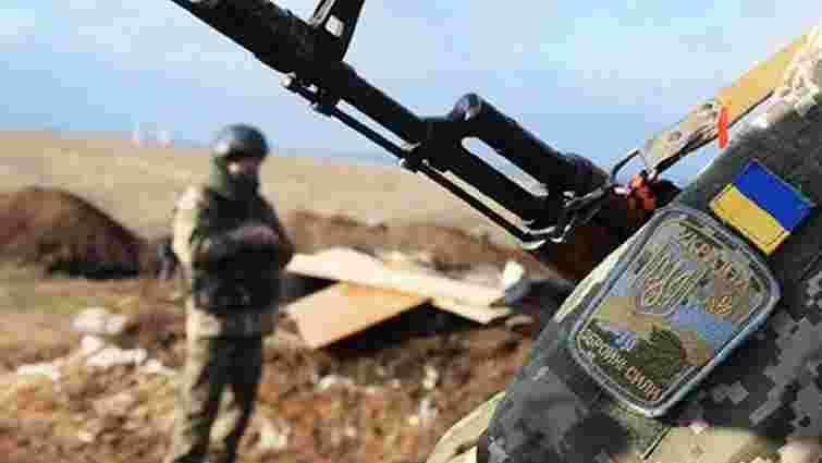 Штаб ООС констатував відсутність бойових втрат від початку перемир'я