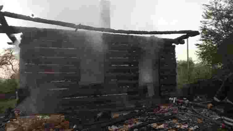 Внаслідок пожежі в будинку на Старосамбірщині загинув його власник