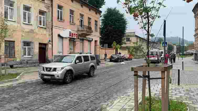 Суд відправив під домашній арешт іноземця, який збив жінку на Замарстинівській
