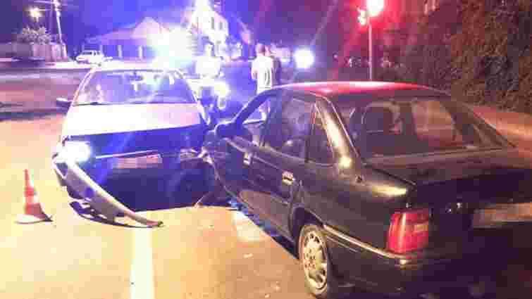 У Львові дві ДТП за участі п'яних водіїв сталися на очах патрульних
