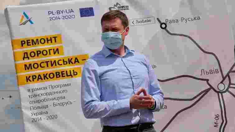 Через конкуренцію дорожників вартість ремонту доріг на Львівщині впала на 25%