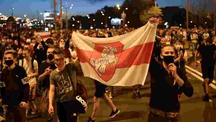 МЗС повідомило про постраждалих та затриманих українців під час протестів у Білорусі