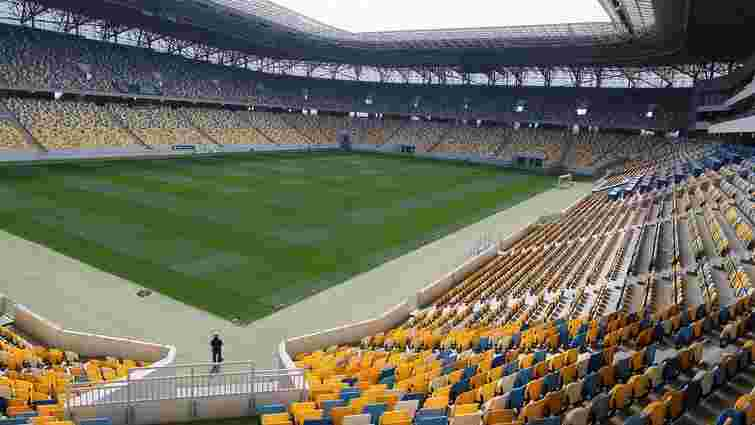В Україні дозволили проводити футбольні матчі з глядачами