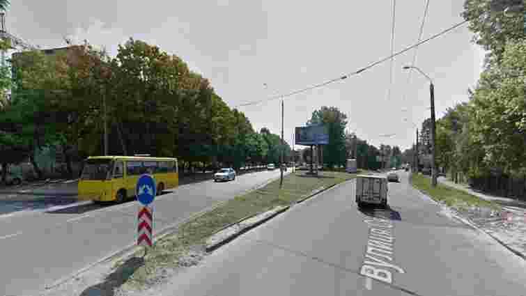 «Львівавтодор» показав проект квазі-кільця біля Левандівського моста