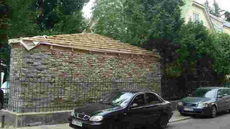 Одного з кандидатів у мери Львова звинуватили у незаконному будівництві