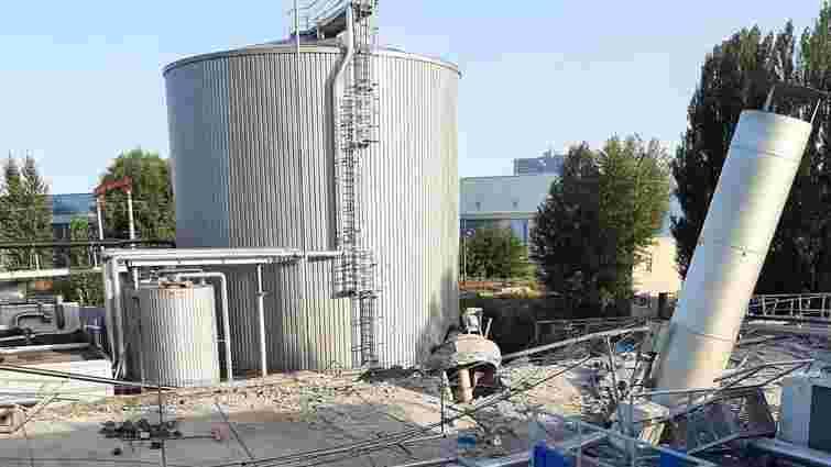 На київському пивзаводі Carlsberg стався вибух