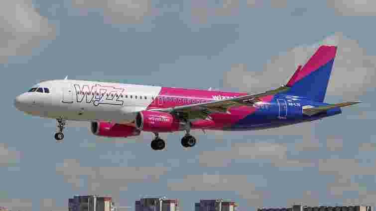 Wizz Air оголосив про відновлення авіарейсів зі Львова до Братислави