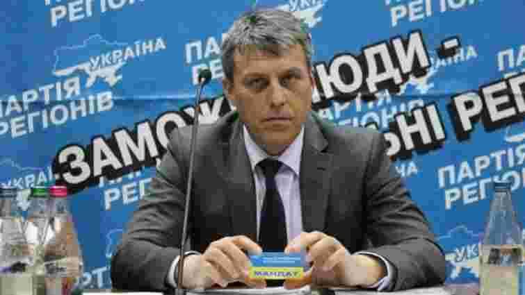 «Слуга народу» висунула у мери Виноградова екс-«регіонала» Івана Бушка