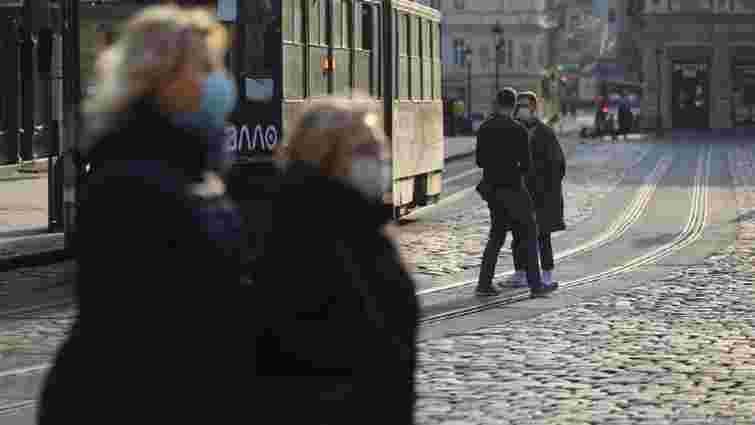 У двох районах Львівщини послабили карантин