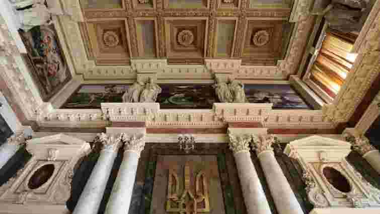 У Львівській політехніці відреставрували дві унікальні зали