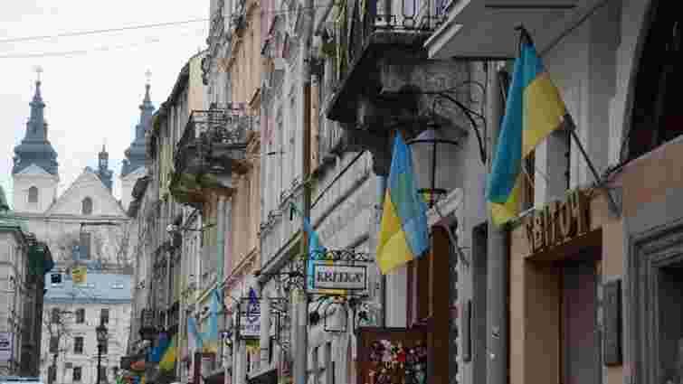 У Львові оголосили жалобу через авіакатастрофу на Харківщині