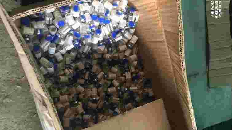 СБУ викрила угруповання, яке продало фальшивих анаболічних стероїдів на 15 млн грн