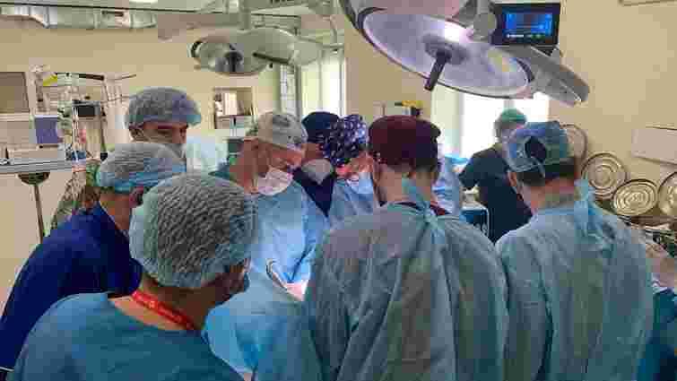 У львівській лікарні в один день пересадили нирки двом пацієнтам