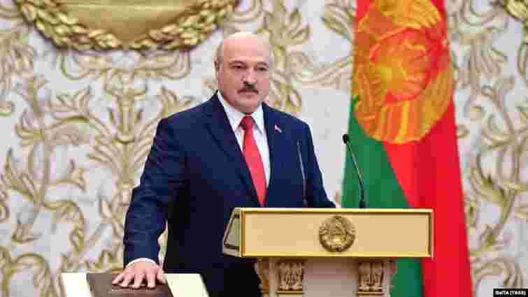 Велика Британія та Канада запровадили санкції проти Олександра Лукашенка