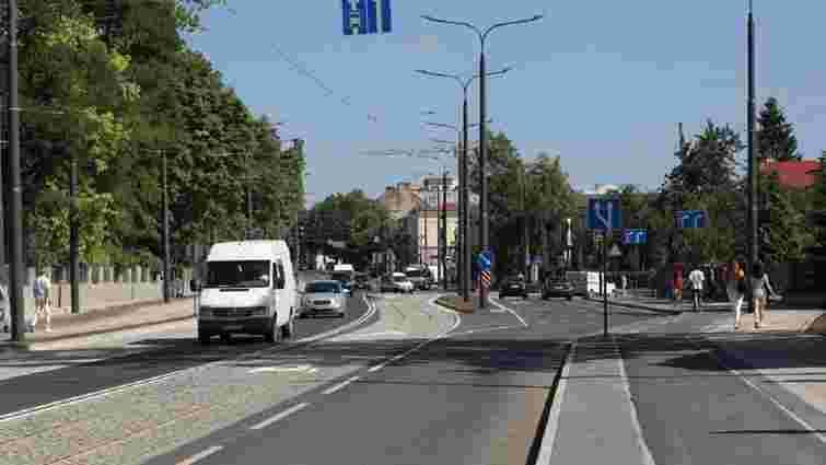 Ремонти на вулицях Бандери та Шевченка у Львові завершать до кінця цього року