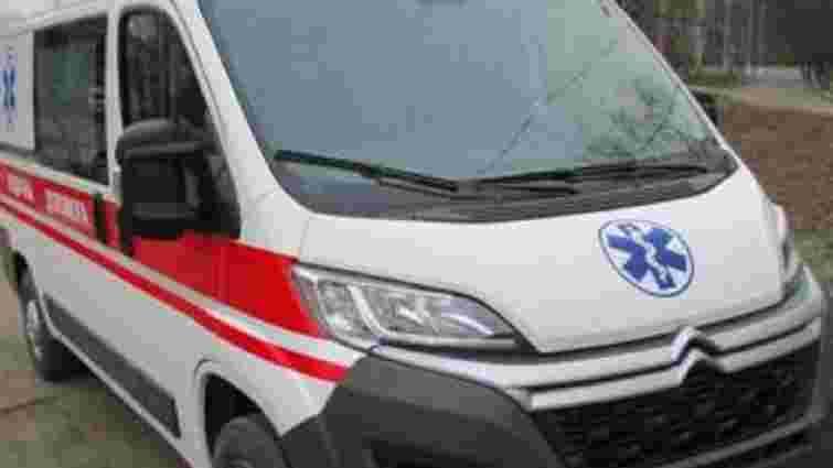 Львівський центр екстреної медицини отримав 12 нових «швидких» Citroën