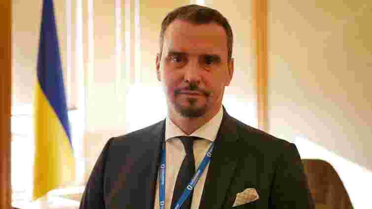 Зеленський звільнив Айвараса Абромавичуса з посади керівника «Укроборонпрому»