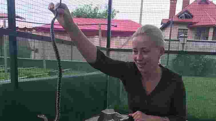 Через кризу поблизу Львова закрилась перша в Україні зміїна ферма